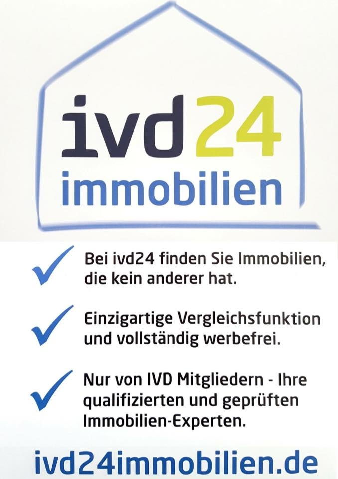 ivd24 Immobilienportal mit frischen Immobilien